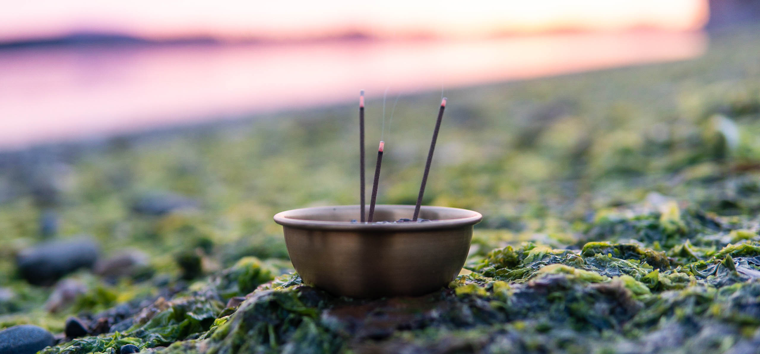 The Art of Traditional Incense Crafting — The Northwest