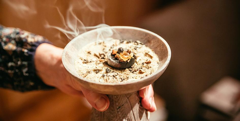 Incense As Medicine