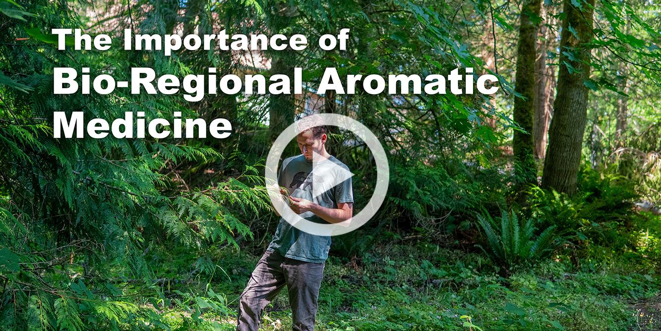 The Importance of Bio-regional Aromatic Medicine
