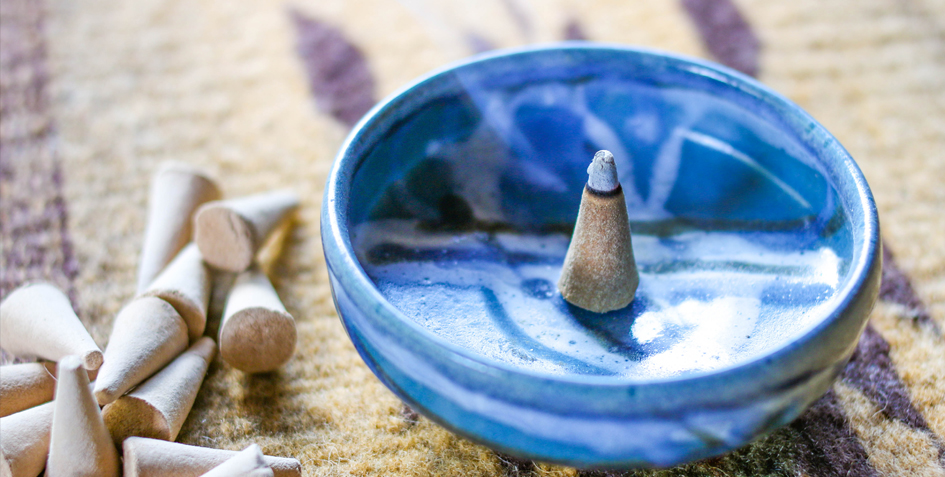 The Trinity of Incense: Healing, Spirit, Pleasure