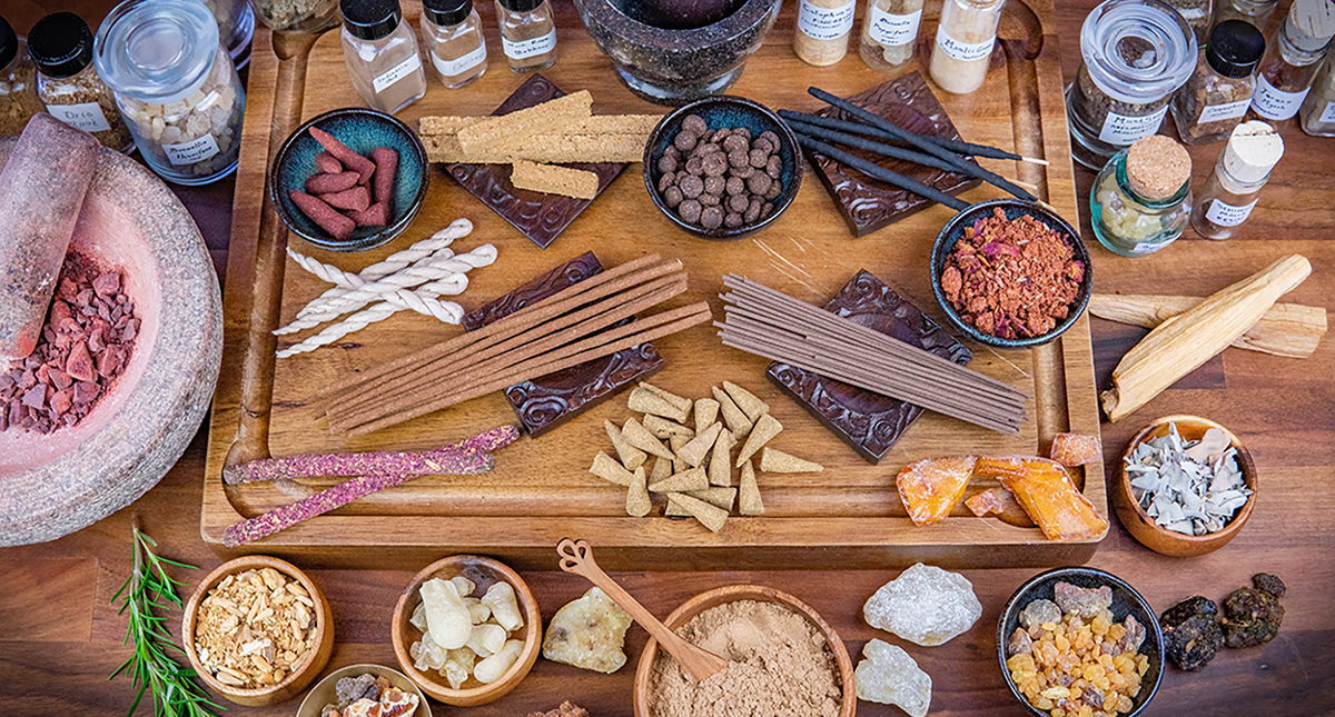 Incense Crafting: A Path to Healing & Personal Fulfillment